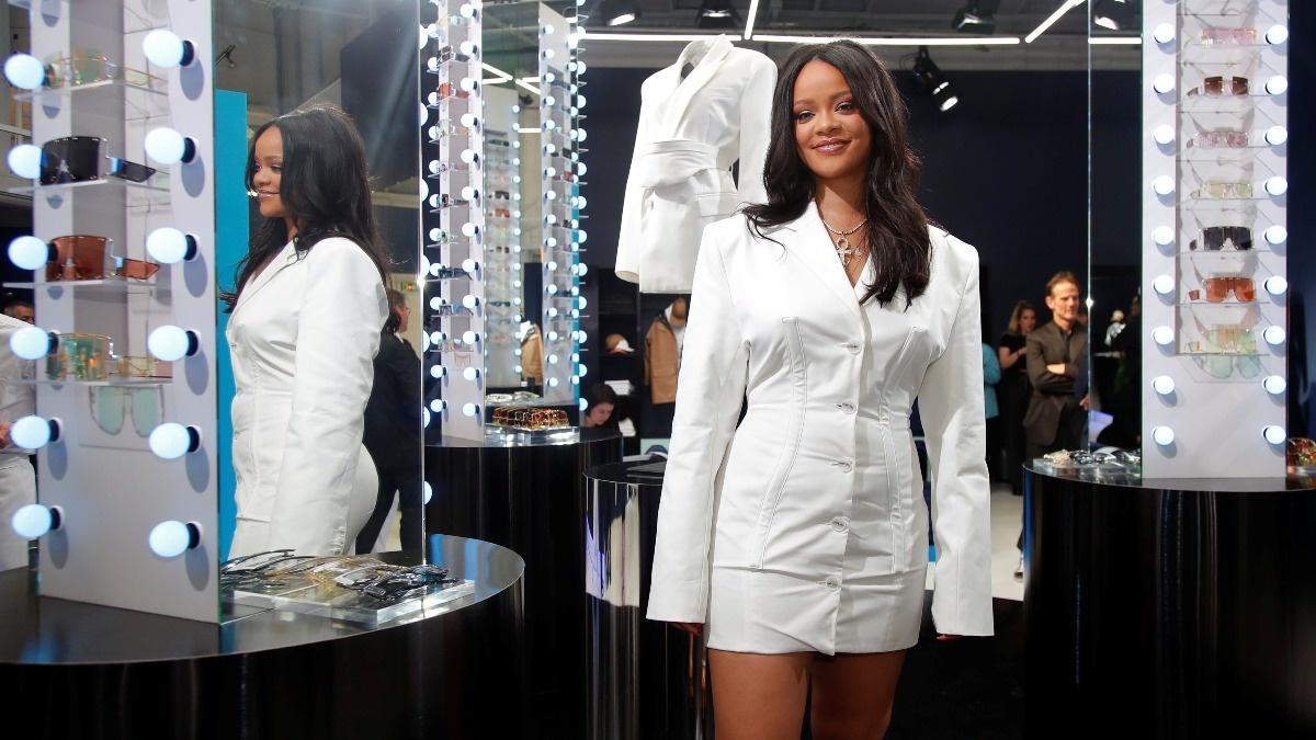 Rihanna's rare venture with LVMH unveiled