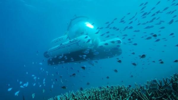 ウーバーが「相乗り潜水艦」 豪州で世界初(字幕・24日)