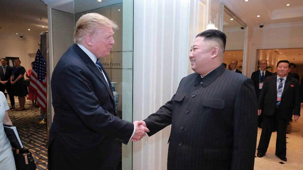 North Korea blames U.S. for failed summit