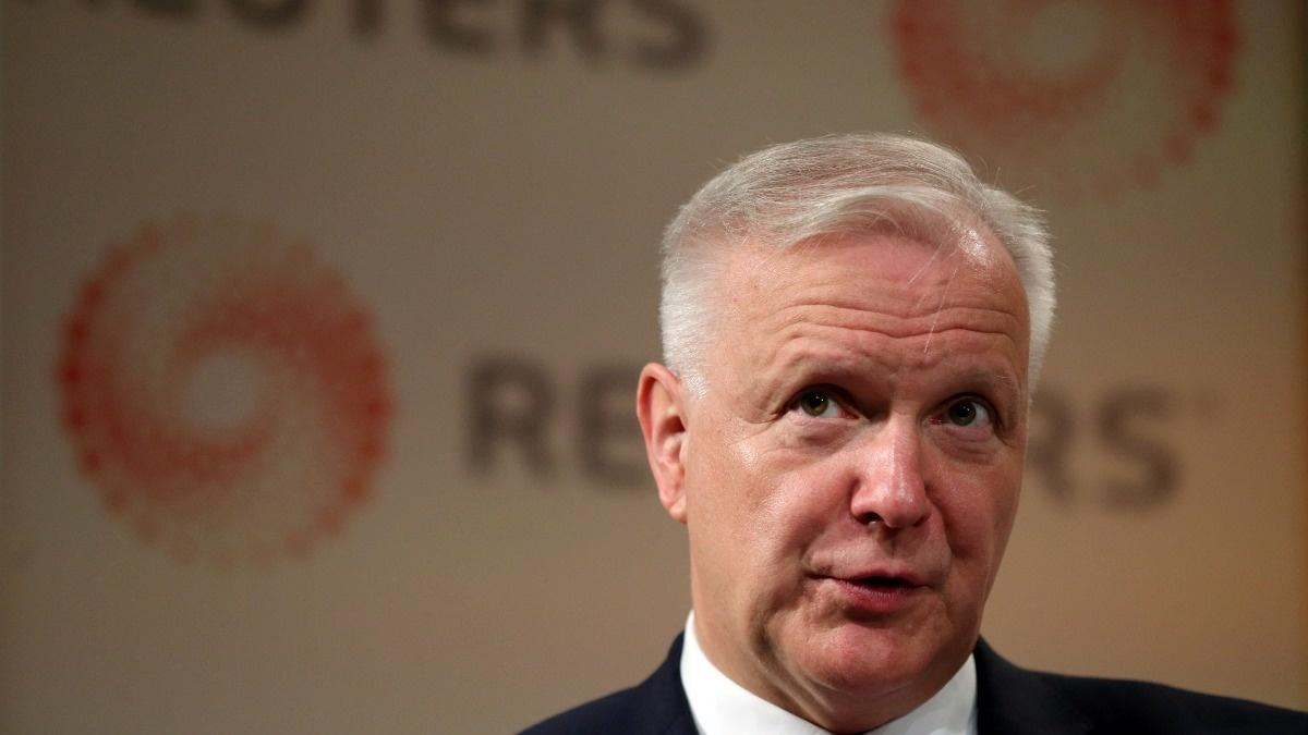 Olli Rehn Reuters Newsmaker: proposes ECB strategy review
