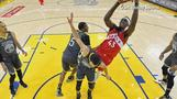 Raptors on brink of historic, first NBA title