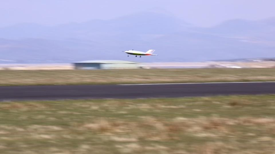 Flap-free plane a first for aviation, say engineers