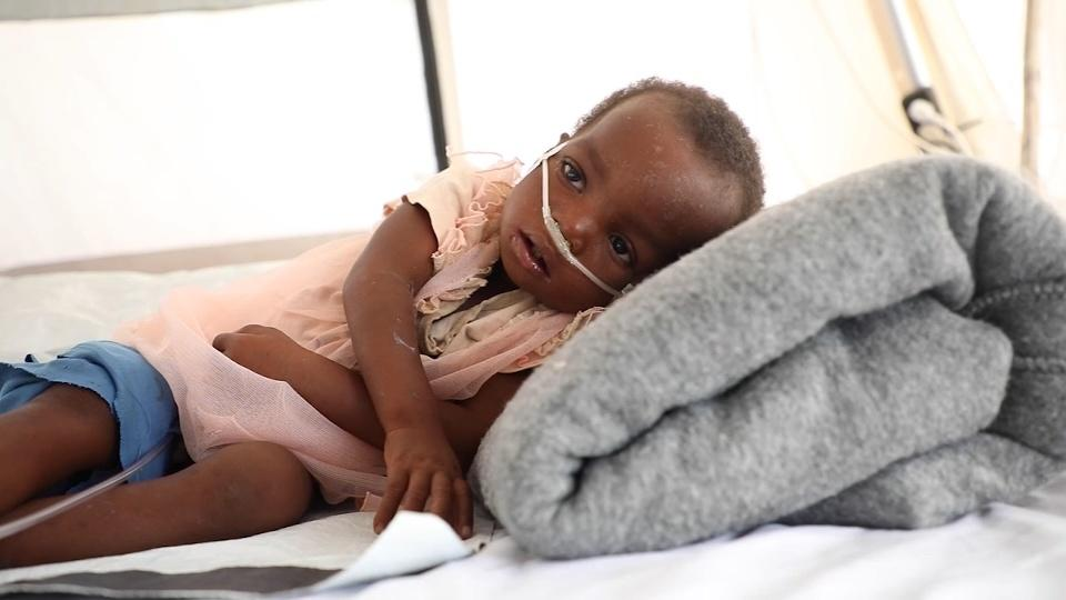 Measles has killed more than the Ebola outbreak in the DRC