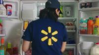ウォルマート、冷蔵庫の中までお届け(14日)