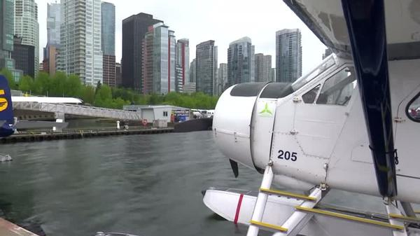 Canadian airline to turn seaplanes to e-planes