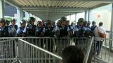 香港デモ収束せず、2014年「雨傘運動」との違いとは(字幕・13日)
