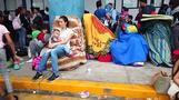 Venezuelans rush to Peru border ahead of crackdown