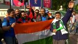 Pakistan and India fans brace for cricket World Cup clash