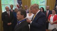 Trump awards Medal of Freedom to economist Arthur Laffer