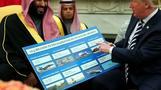 U.S. Senate rejects Saudi arms sales in rebuke to Trump