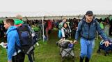 Thousands start rocking up as Glastonbury Festival opens