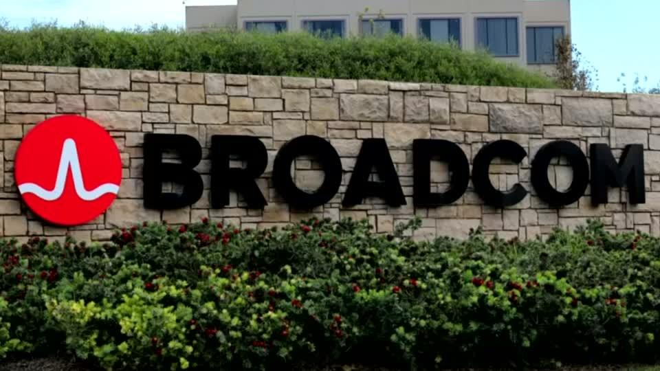 EU hits Broadcom with antitrust probe