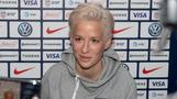 Trump slams Rapinoe after White House remarks