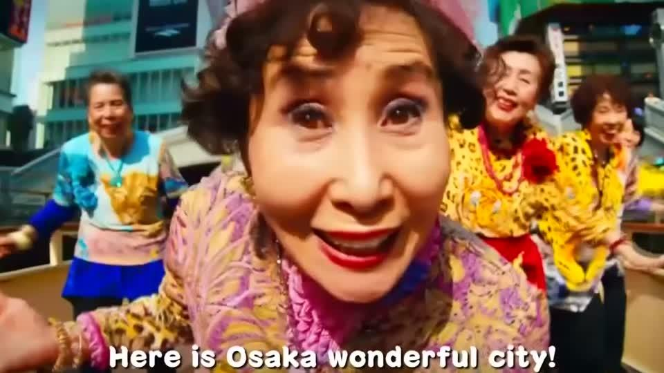 Meet Japan's granny idol group: 'Obachaaan'