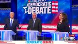 Harris confronts Biden on race record in debate