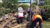 Severe floods destroy homes, cause evacuation in Siberia