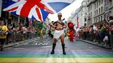 Streets of London throng with Pride revelers