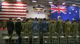 China ship tracked ahead of U.S.-Australia drills