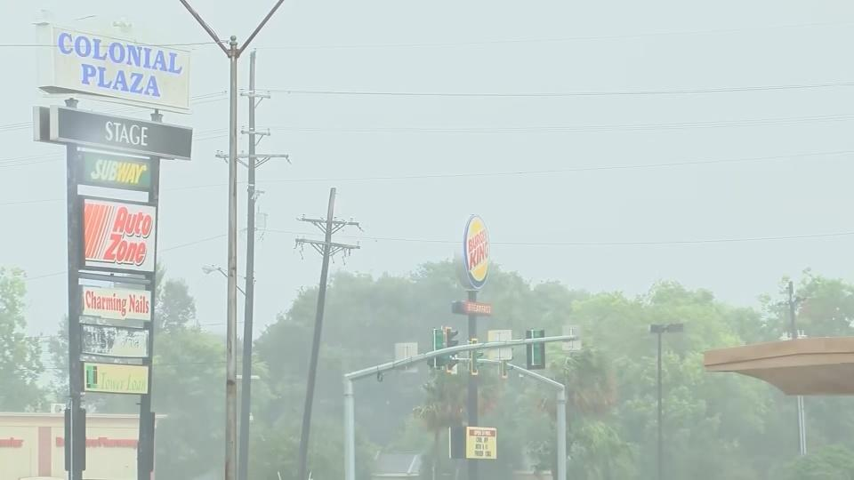 Barry makes landfall in Louisiana: Governor   Reuters com