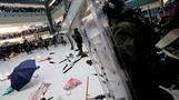 Hong Kong leader calls protesters \
