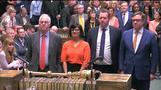 Britisches Parlament verengt Spielraum für ungeregelten Brexit