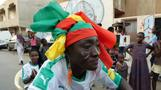 On Senegal's streets, festivities begin ahead of AFCON final