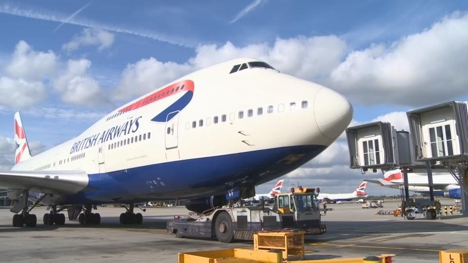 British Airways suspends flights to Cairo amid security concerns