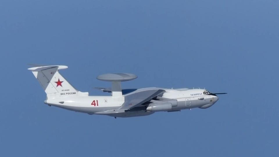 Russian air patrol draws shots from S. Korea