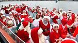 「世界サンタ会議」 日本人も参加 最高年齢580歳(字幕・23日)