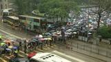 Tausende Lehrer protestieren in Hongkong
