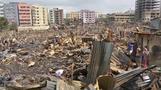 Tausende Menschen nach Großbrand obdachlos