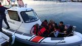 السلطات التركية تحتجز 330 مهاجرا كانوا يحاولون العبور لجزيرة يونانية