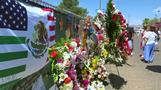 Flowers arrive from across the world for El Paso victims