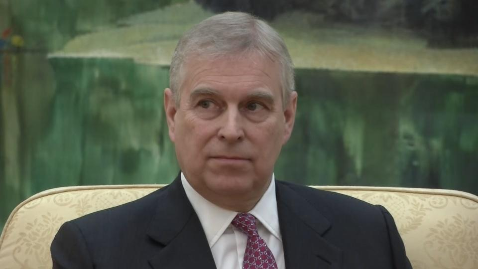 Britain's Prince Andrew denies any involvement in Epstein sex scandal
