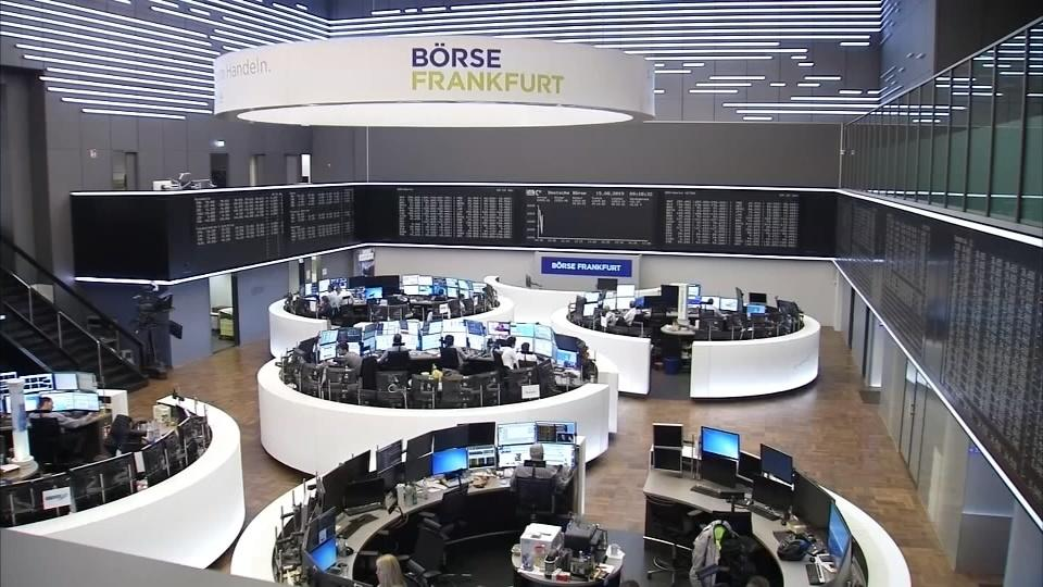 European shares gain for third straight session, AstraZeneca boosts