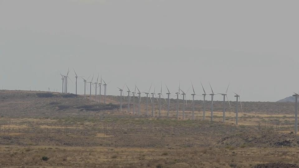Could Africa's largest wind farm boost Kenya's green energy plans?