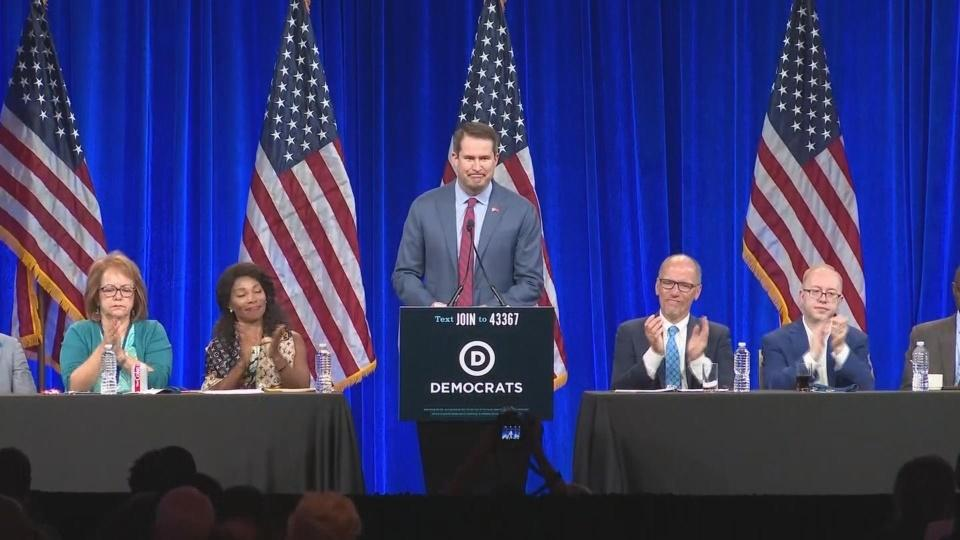 Seth Moulton pulls out of 2020 bid