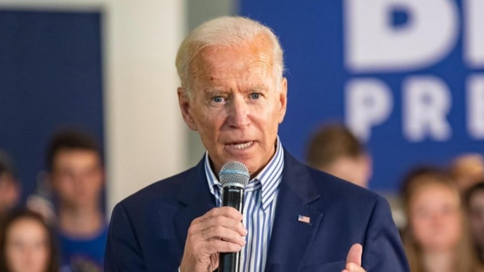 "Imagine if Obama ""had been assassinated?"": Biden"