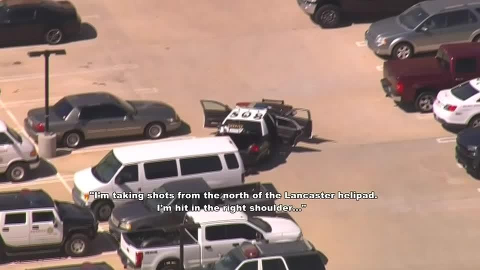 """CA sniper 'attack' was """"completely fabricated"""": authorities"""