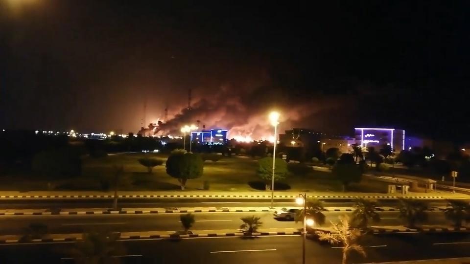 Saudi Arabia oil attacks may halve output