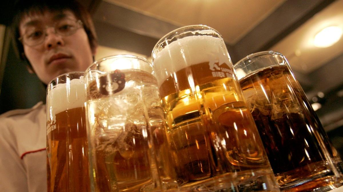 Cheers! Sapporo taps into rugby fans' thirst for beer