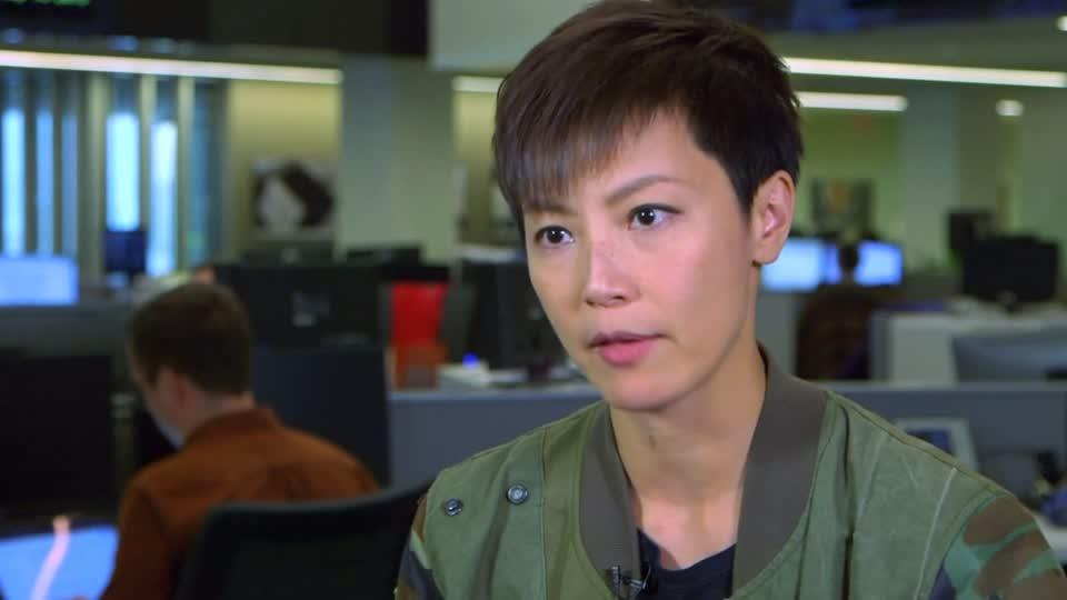 Hong Kong's fight is for 'humanity itself' says Denise Ho