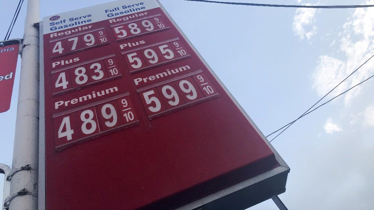 Oil prices jump on Mid-East tensions