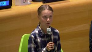 'We young people are unstoppable': Thunberg