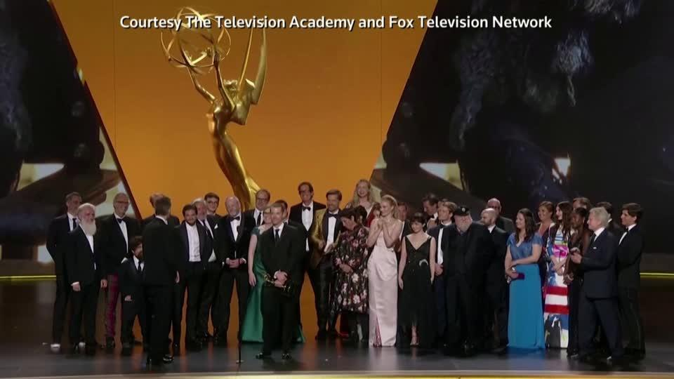 'Game of Thrones' and 'Fleabag' take top Emmys