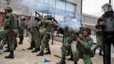 Clashes break out in Ecuador over fuel subsidies