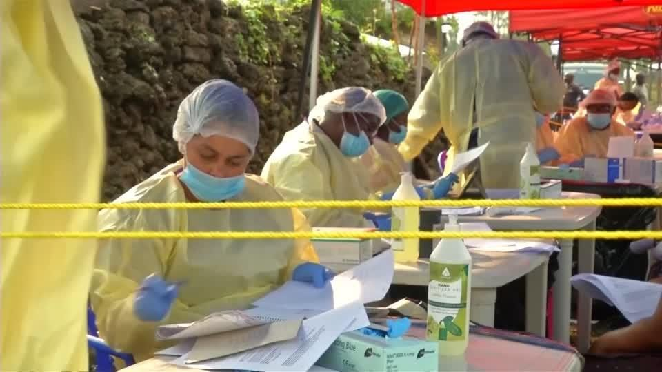 Congo's Ebola outbreak slowing, still entrenched in insecure areas:...
