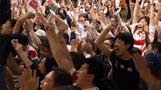 日本がスコットランドとの総力戦制す、決勝Tは南ア=ラグビーW杯(13日)