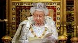 Pomp and controversy on day of Queen's speech