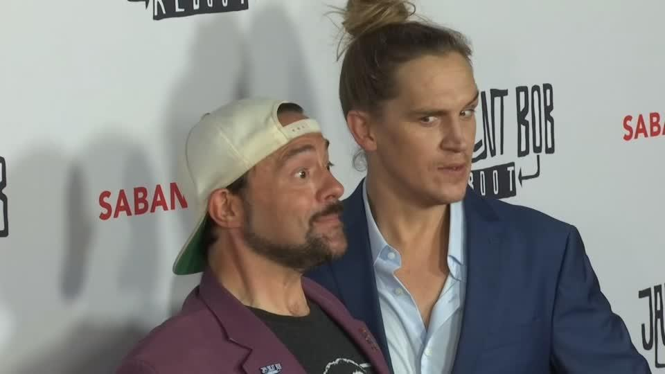 Jay and Silent Bob return for a reboot 18 years later